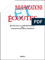 James - Telecommunications Et Ecoutes