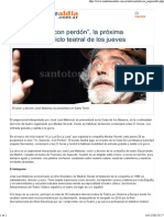 2013-11-27 Santo Tome al dia - Matienzo