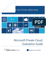 SC2012SP1_Microsoft Private Cloud Evaluation Guide