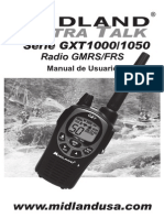 GXT1000 Spanish