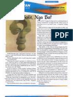 Sanbayan 2009 March Newsletter