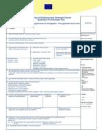 Visa Formular Antragsformular de-En Antragsformular de-En
