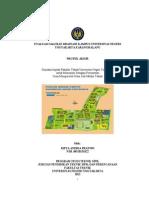 Evaluasi Saluran Drainase Kampus Universitas Negeri Yogyakarta Karangmalang