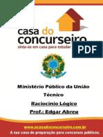 Apostila Mpu Rac Logico Edgar Abreu