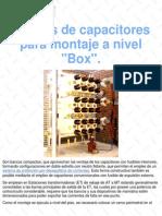 Bancos Box