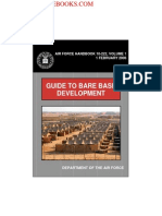 2006 Us Air Force Guide to Bare Base Development 104p