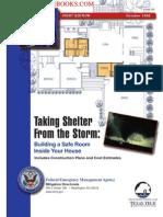 1998 FEMA Safehouse 32p