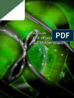 XFX 750a SLI User Guide