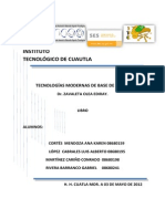 Libro Tecnologias Modernas de Bd