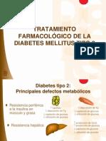 Tratamiento Farmacológicom DM 2