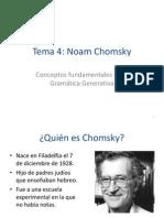 Sin Tes is de Chomsky