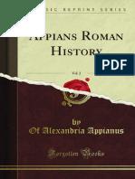 Appians Roman History v2