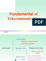 [1] Fundamental of Telecommunic