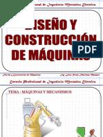 02 MÁQUINAS, MECANISMOS Y GDL