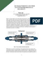 Fiber Connector Characteristics