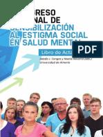 Actas Congreso Salud Mental