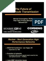 Future of Multimode Fiber