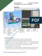 Sách hướng dẫn lập trình và vận hành máy Phay CNC FANUC