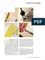 The Basics of Fiber Optic Cable Design