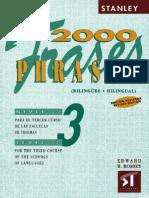 2000 Bilingual Phrases 3