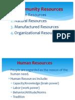 SS7 Resource Identification