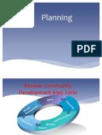 SS8 Planning