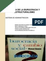 Burocracia y Estructuralismo Exposicion