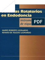 Sistemas Rotatorios endodoncia