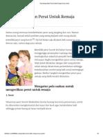 Tips Mengecilkan Perut Untuk Remaja Secara Alami.pdf
