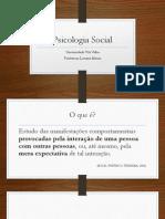 7psicologia Social