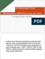 Dengue Hemoragic Fever Dr.hanum
