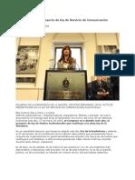 Presentacion del Proyecto de ley Medios Audiovisuales