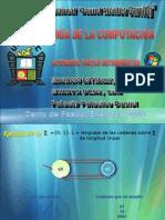 Automatas finitos deterministas - teoria de la computacion
