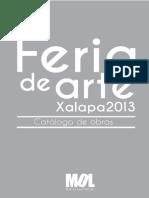 Catalogo Feriadeartexalapa2013 Mol galeria taller