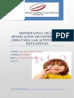 IMPORTANCIA DE LA SINDICACIÓN DE CONTENIDOS RSS