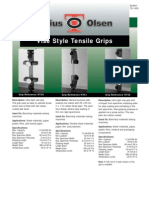 TD1005 Vise Style Grips