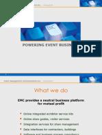 Emc Web Presentation