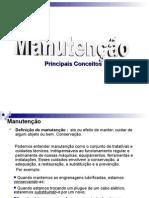Treinamento - Principais Conceitos de Manutencao