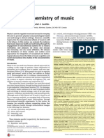 Neurochemistry of Music