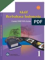 SMP Kelas 7 - Aktif Berbahasa Indonesia