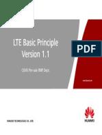 LTE Basic Principles
