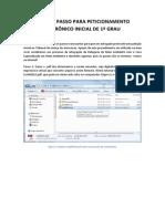 Manual Do Processo Eletronico