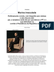 EntrevistaMarina Silva