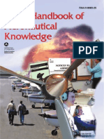 4) Handbook of Aeronautical Knowledge
