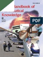 4) Handbook of Aeronautical Knowledge