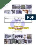 WESCOSA Equipments Details for Saudi