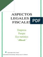 Aspectos Legales y Fiscales