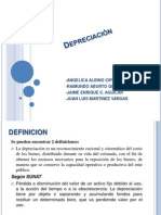 Depreciación2