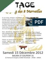 Stage 8merveilles Dec2012