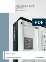 SIVACON LV56 Complete English 2011